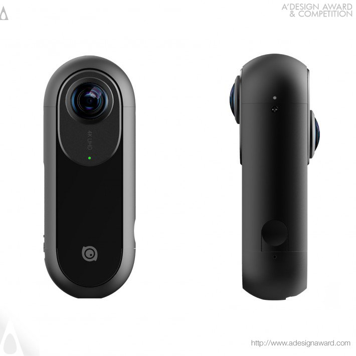Benjamin Kwok - Insta360 One Vr Action Camera