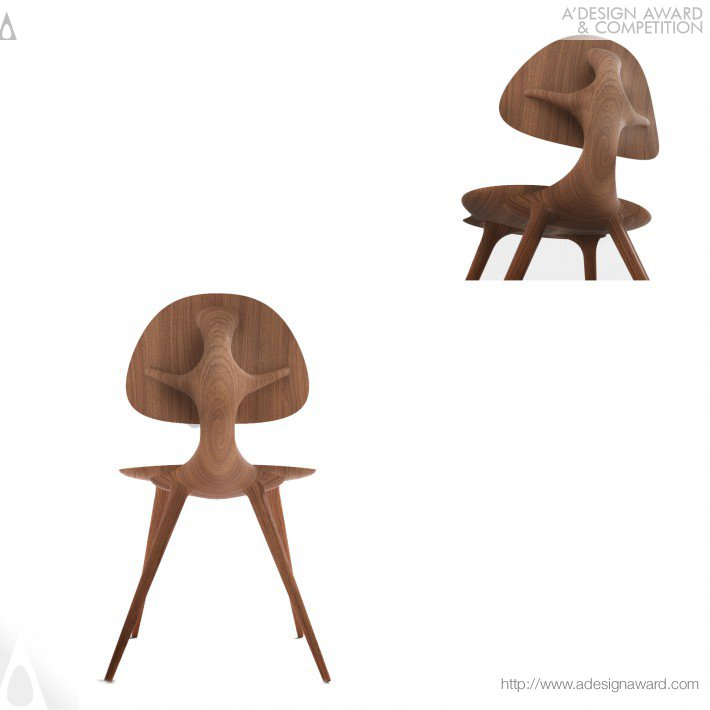 Chair by Keson Leong