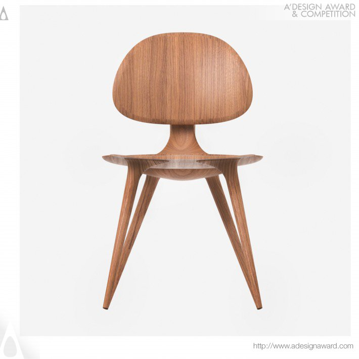 Nona Chair by Keson Leong