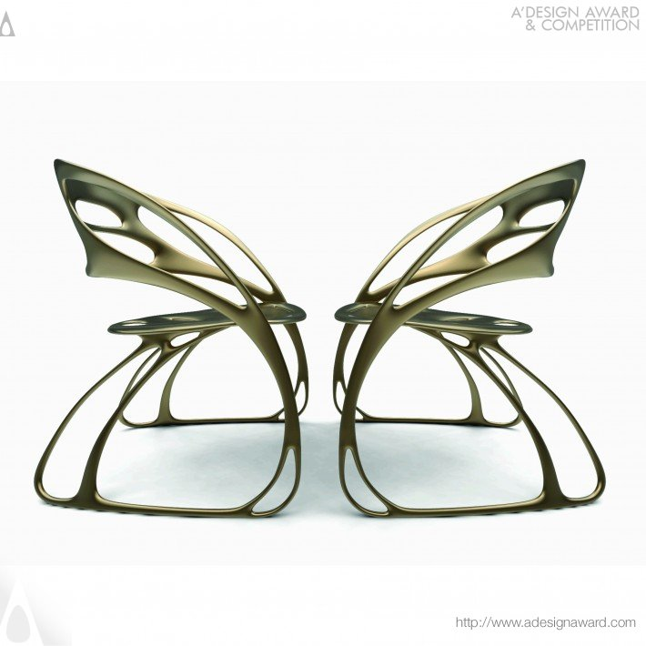 Butterfly (Chair Design)