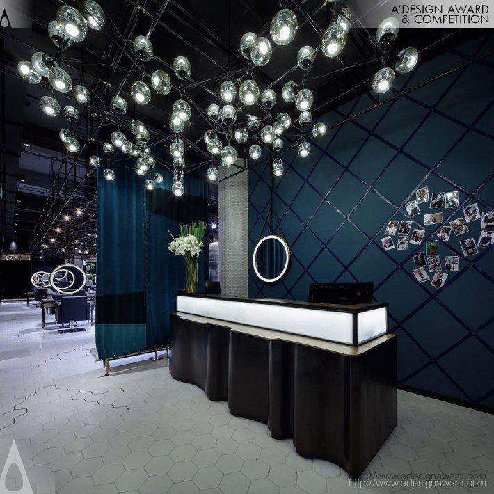 Wuxi Barber Shop (Barber, Style Design)