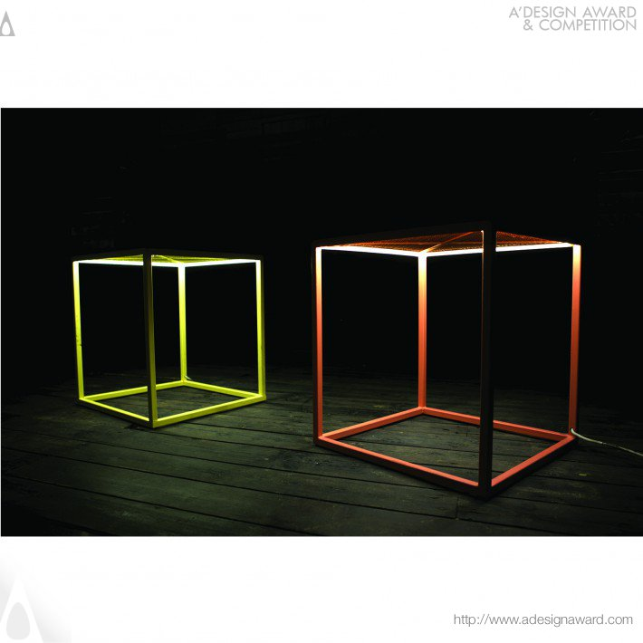 Alice Tedesco - Sframe Outdoor Lighting Versatile Furniture