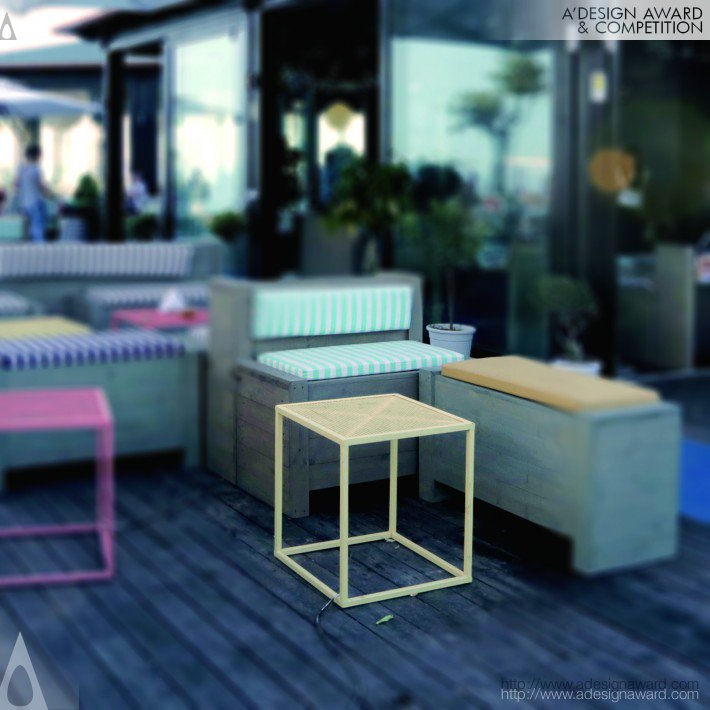 Alice Tedesco Outdoor Lighting Versatile Furniture