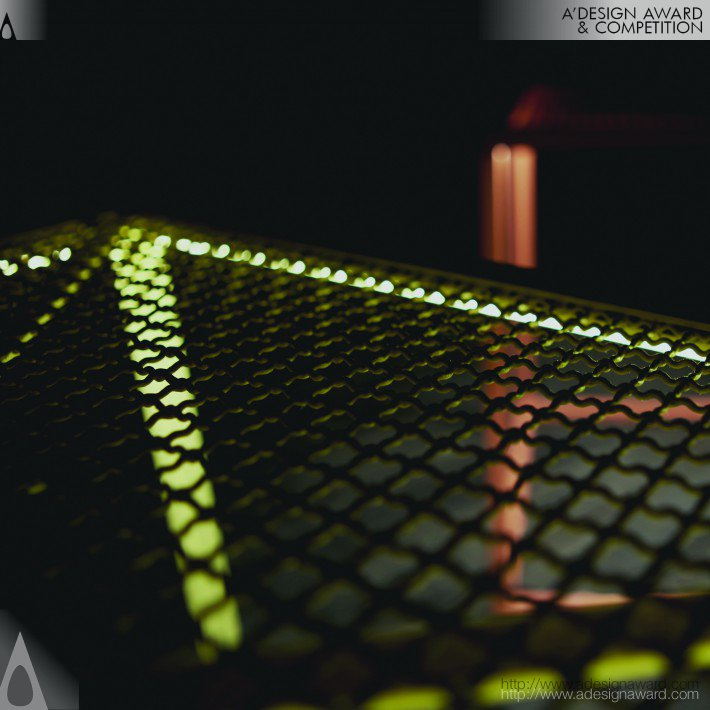 Sframe Outdoor Lighting Versatile Furniture by Alice Tedesco