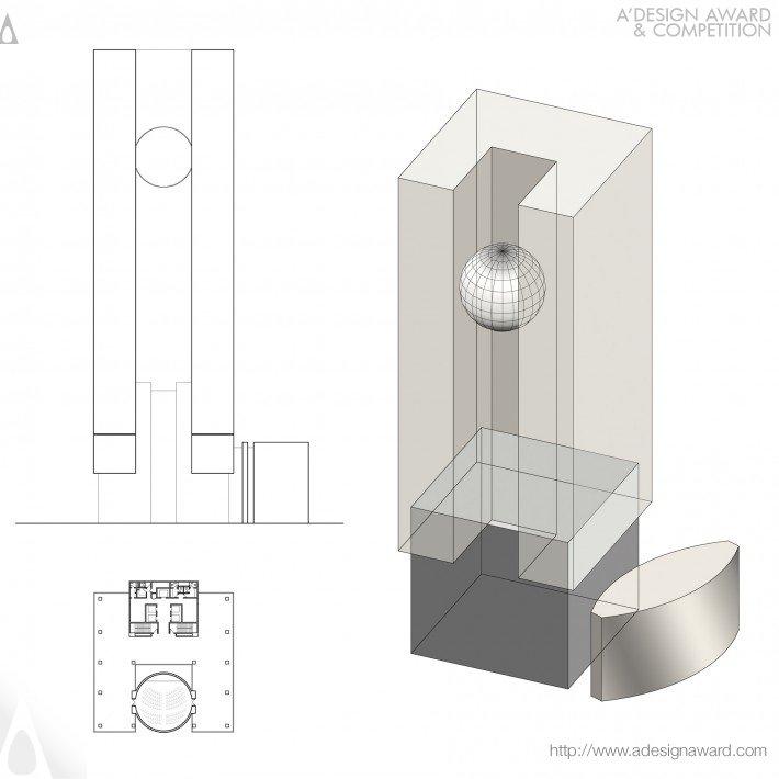 Al Dana (Office Tower Design)