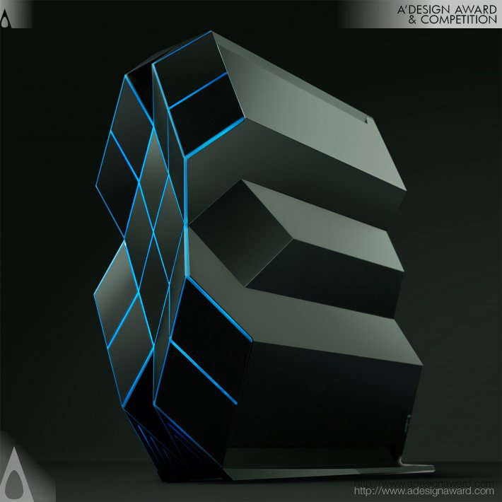 Desktop Gaming Computer by Han Xin