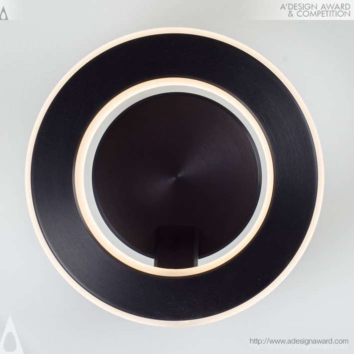 Maurice L. Dery - Electron Luminaire Wall Sconce