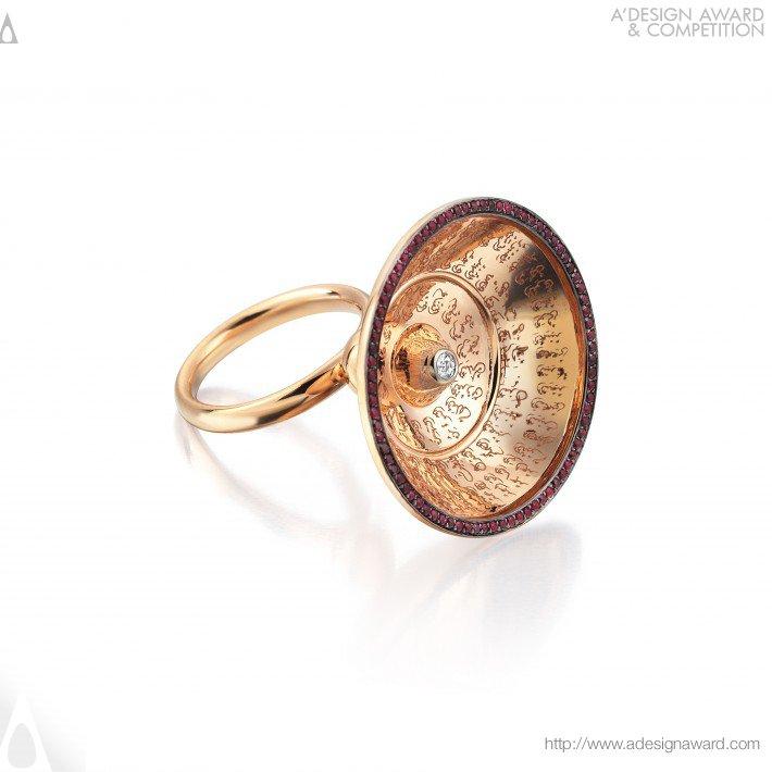 Sacred Bowl (Ring Design)