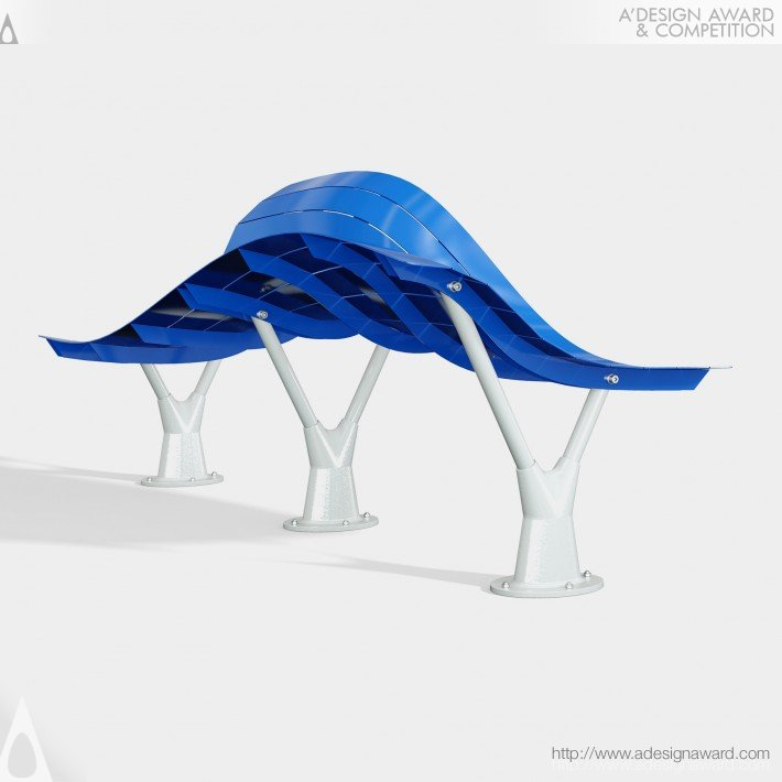Ola (Street Bench Design)