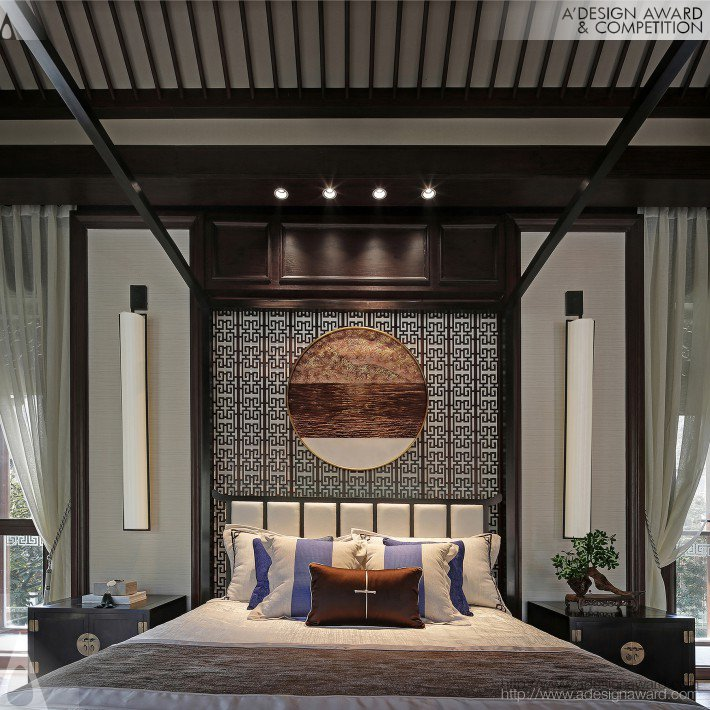 Yalong Mansion Quadrangle, Boya by Percept Design