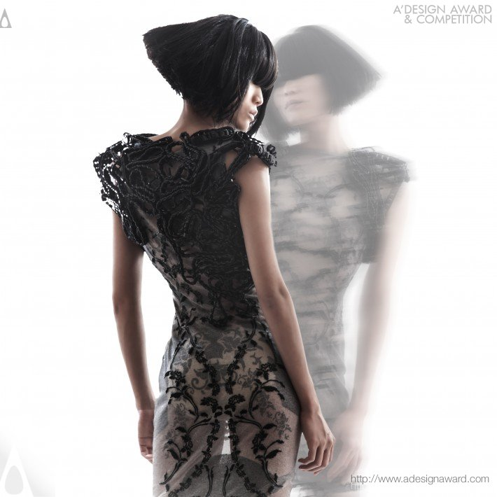 The Remains (Contemporary Qipao Design)