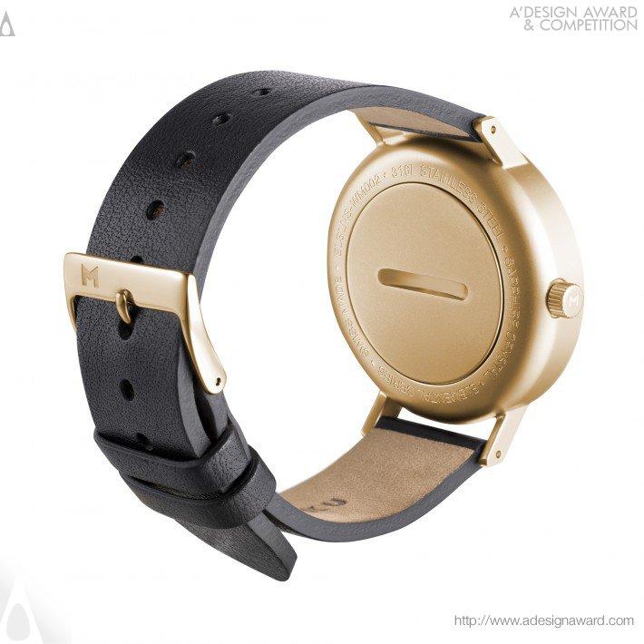 Elemental (Semi-Precious Stones Timepieces Design)