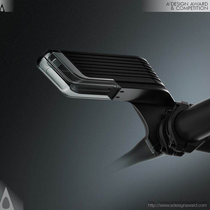Astra Stylish Bike Lamp (Lighting Design)