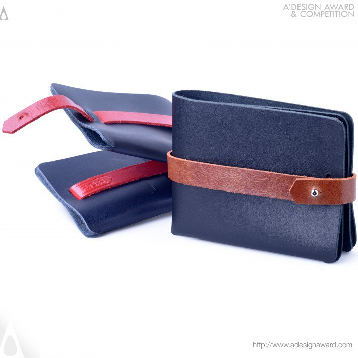 Leaf Wallet Wallet by Smart Decisions International Ltd.