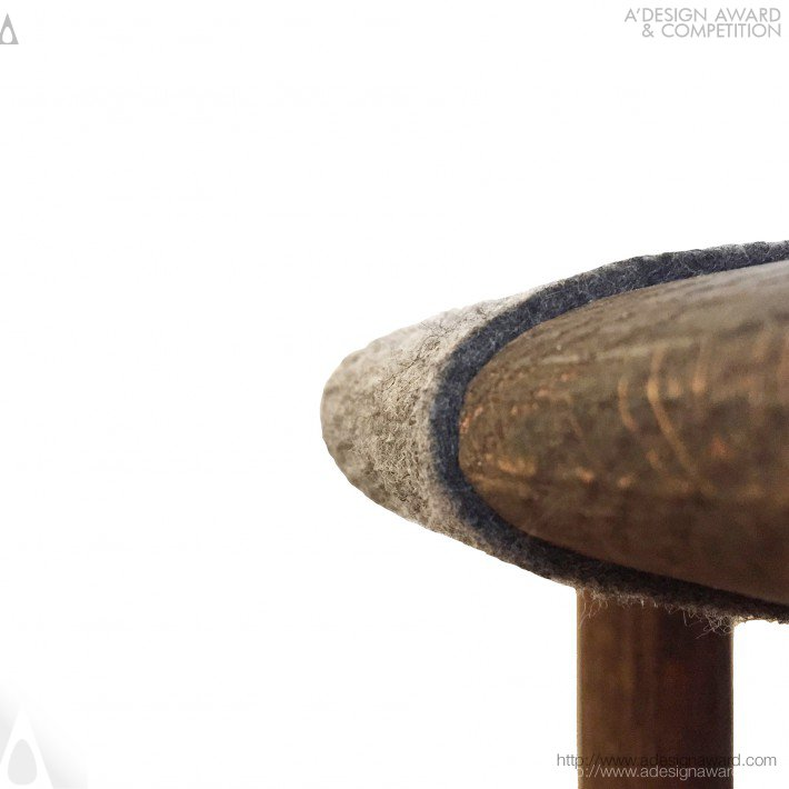 Stool by Dongjoo Jung