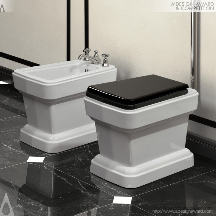 So Fifties (Bathroom Collection Design)