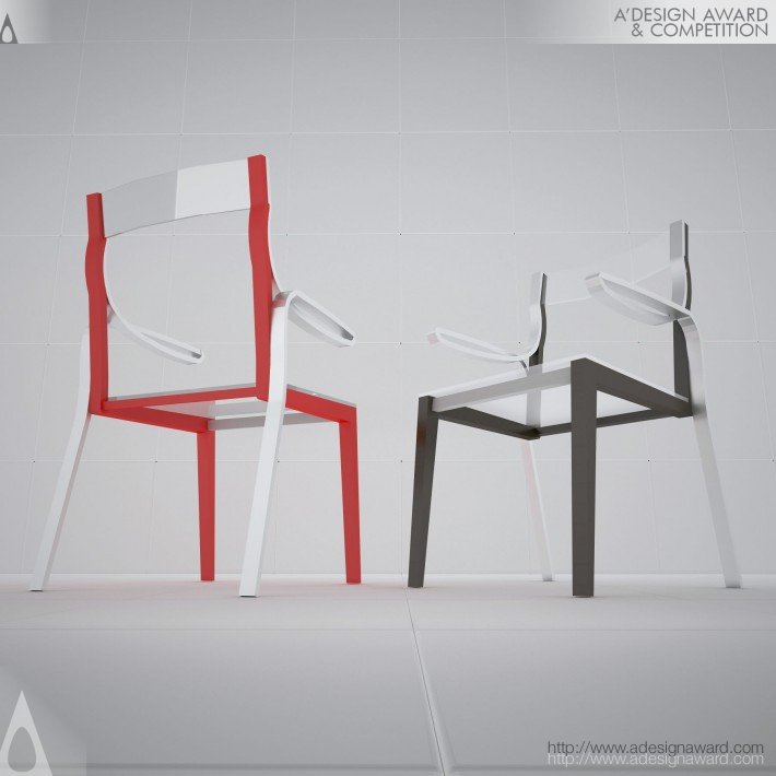 Loop-сhair (Chair Design)
