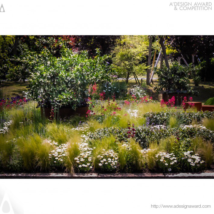Saien (Exhibition Garden Design)
