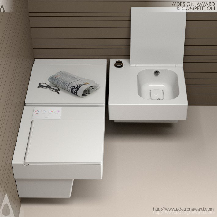 System-One (System of Ceramic Sanitaryware Design)