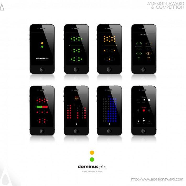 Dominus Plus (Clock Application Design)