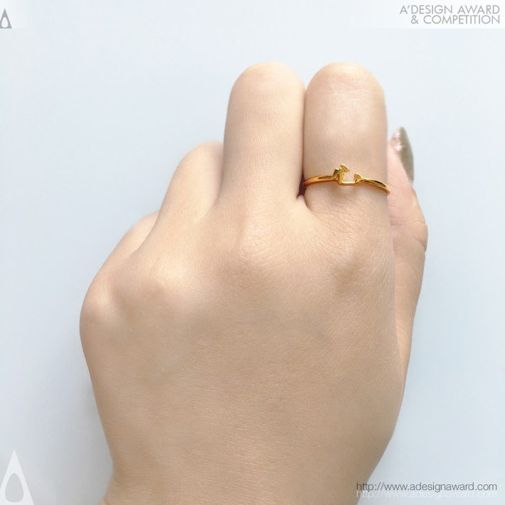 Heart Ring (Accessory Design)