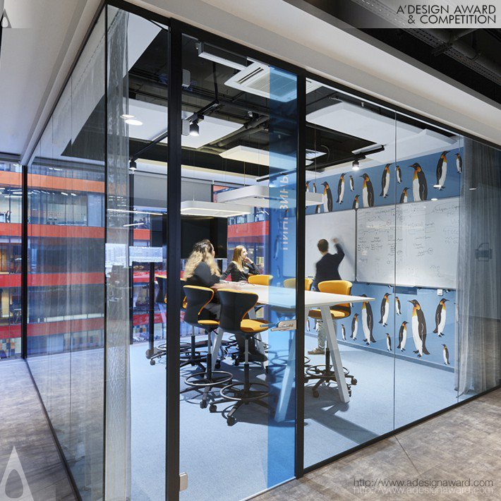 Evolution Design Office Design