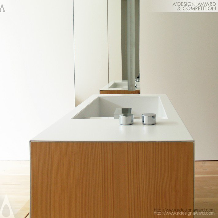 Eva (A Basin Furniture Design)
