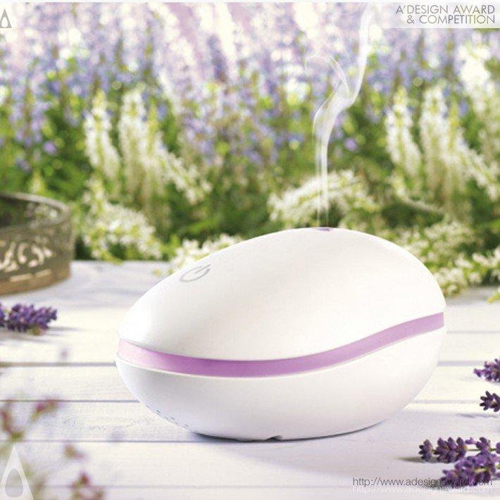 Magic Stone (Aroma Diffuser Design)