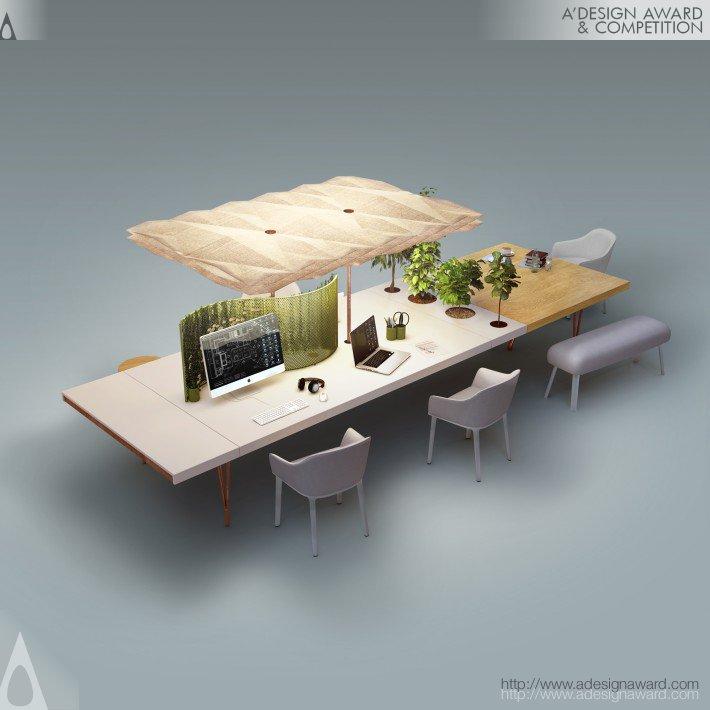 Mut (Multi Purpose Table System Design)