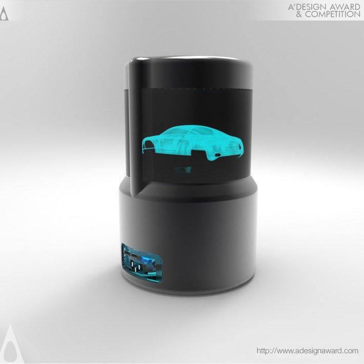 Realvisual (360° Display Image Design)
