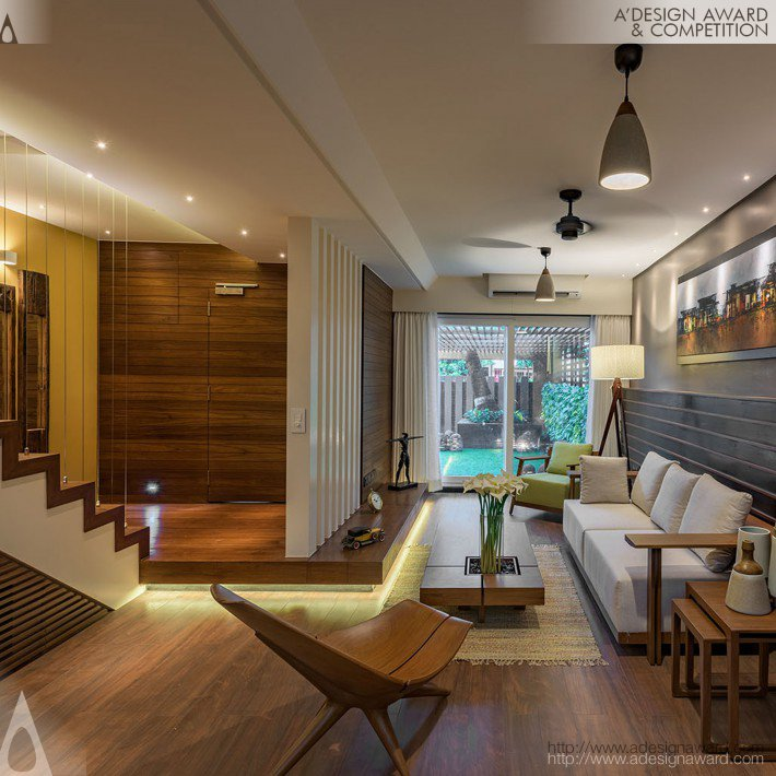 Residential Interior Design Ideas Of Modern Family Home: A' Design Award And Competition