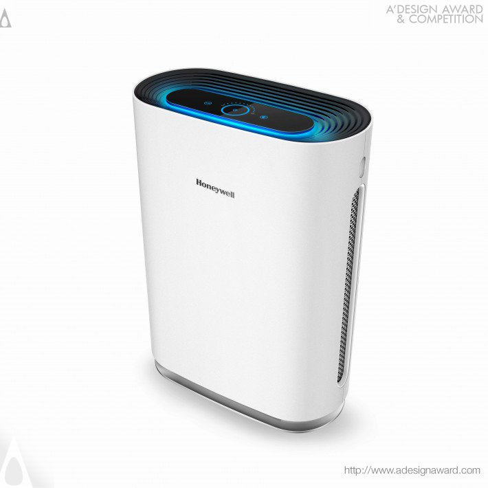 Air Touch Air Purifier by LKK Innovation Design Group