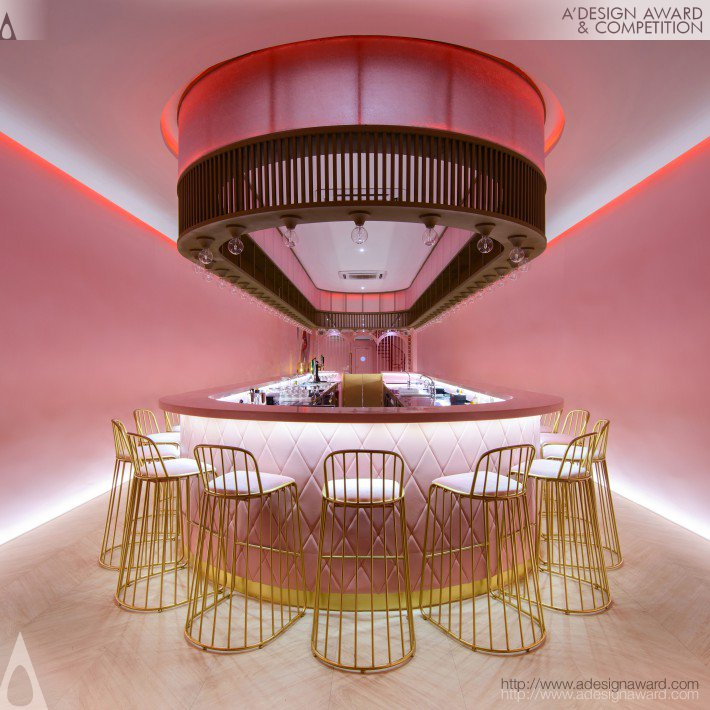 Golden Shower Bar & Lounge by Nevermore