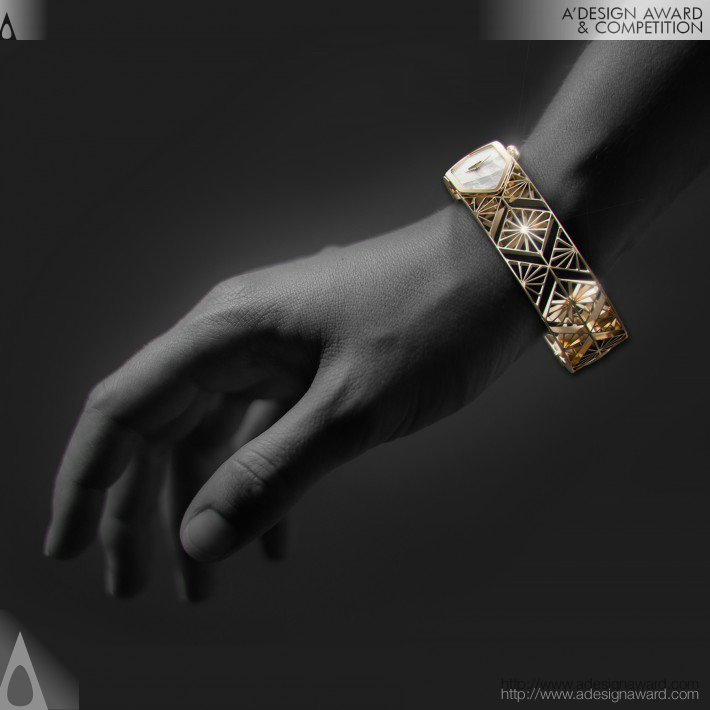 Strabo (Ladies Watch Design)