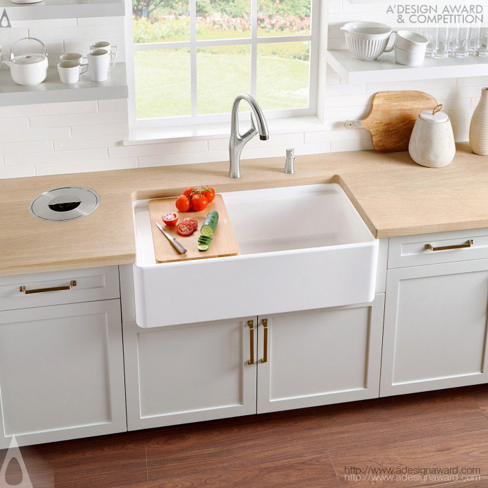 Blanco Profina Apron Front Kitchen Sink by BLANCO