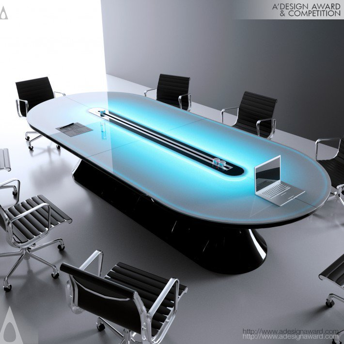 Info Table (Meeting Table Design)