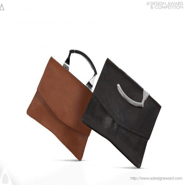 Oyster Clutch (Clutch, Handbag Design)