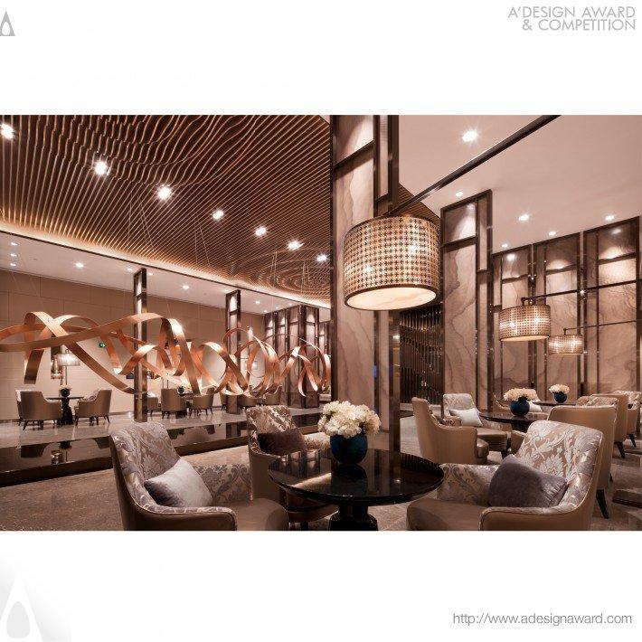 Huafa City Hub Wuhan (Sales Center Design)