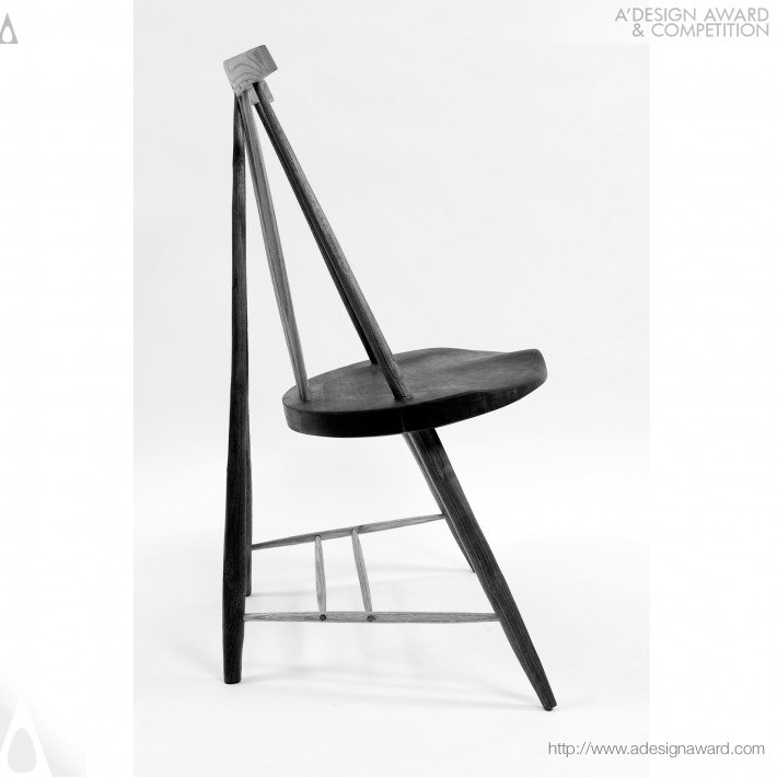 'a' Back Windsor (Dining Chair Design)