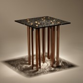 Tind End Table