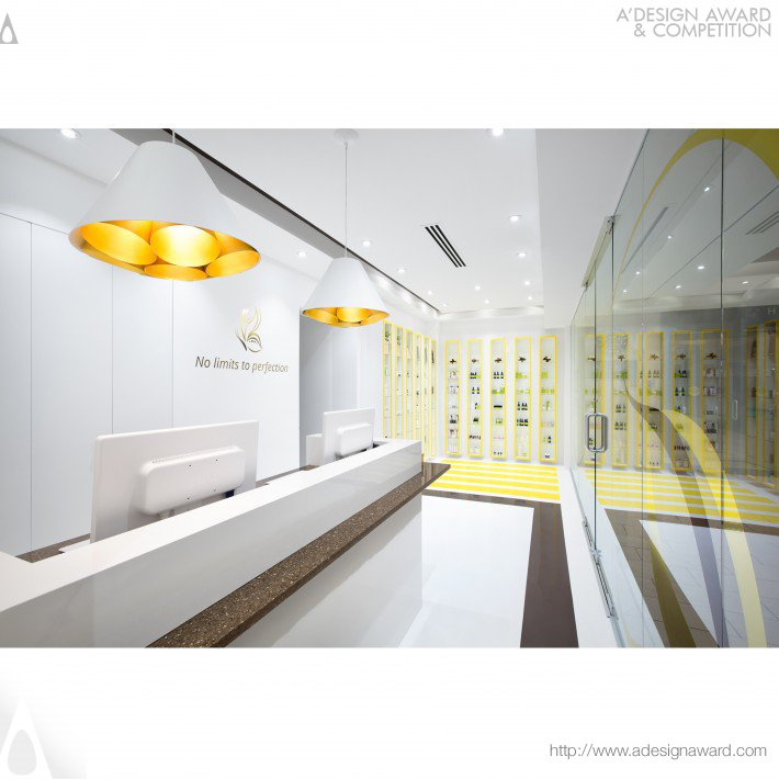 Life Luxe Spa Retail and Wellness Center by Maria Drugoveiko