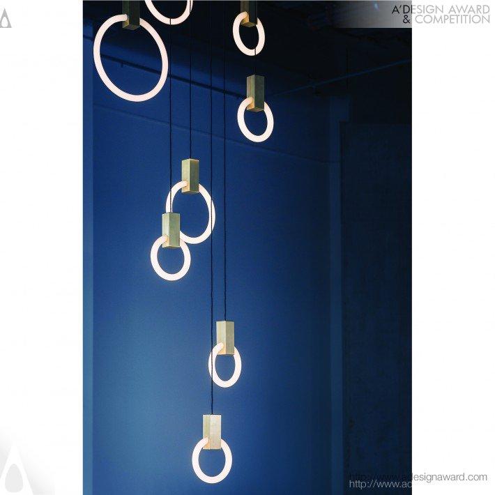 Halo Pendants (Lamp Design)