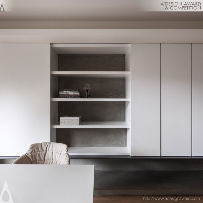 Place Where Belief Is (Residential House Design)