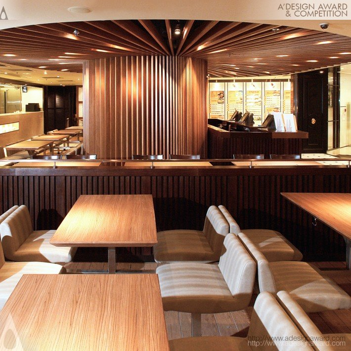A design award and competition cafe de coral fast food