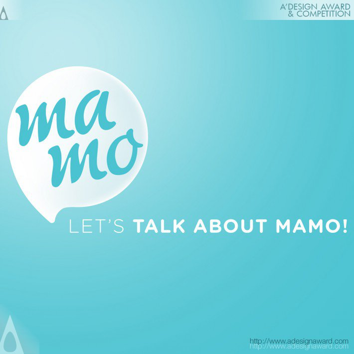 Mamo (Packaging Identity Design)