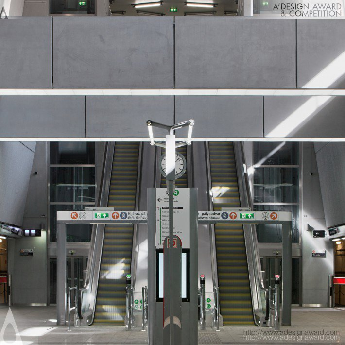 Metro Stations by Palatium Studio Ltd.