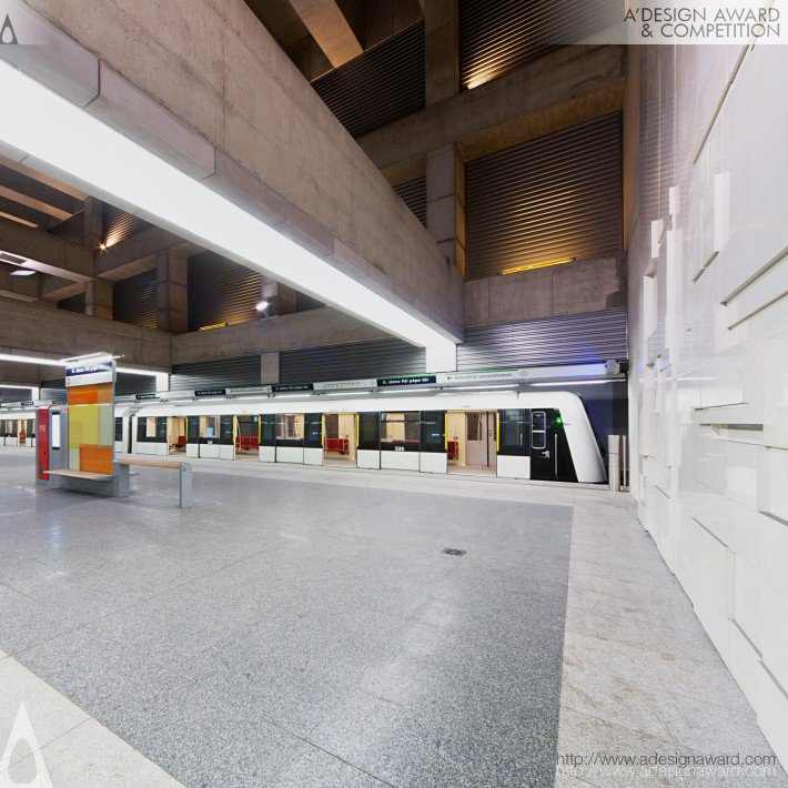 Palatium Studio Ltd. Metro Stations