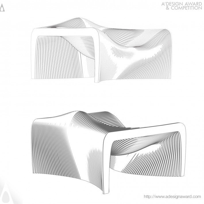 Duna (Lounge Chair Design)