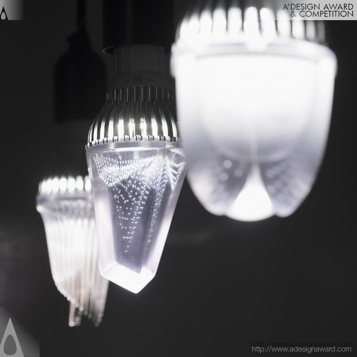 Printed Bulbs (Light Bulb Design)