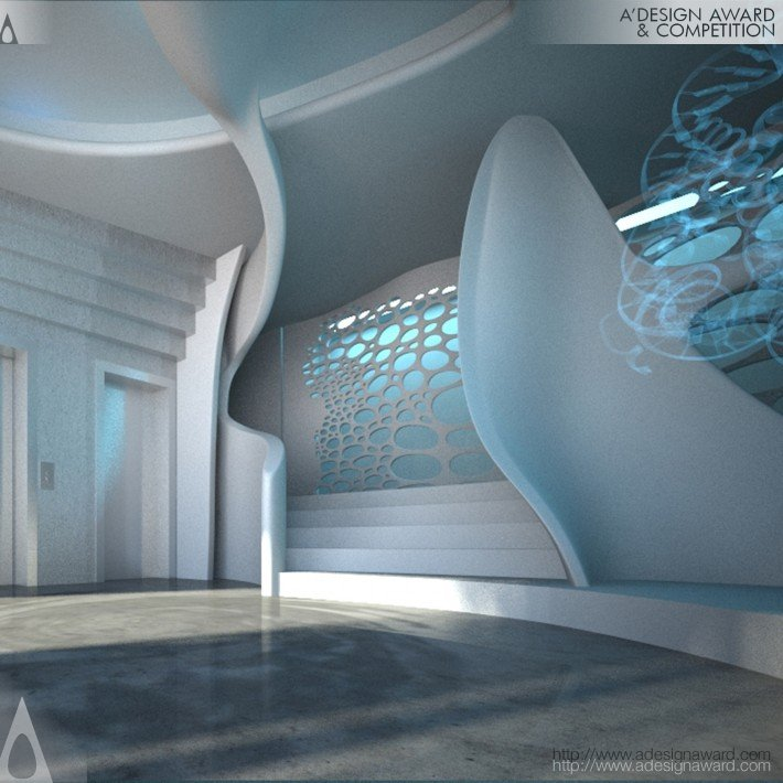 Pharmacy Gate 4d (Corporate Architecture Concept Design)